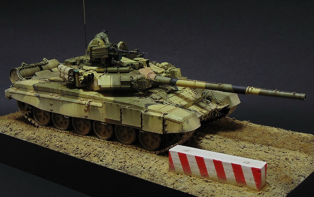 Dioramas and Vignettes: T-90A. Ammo loading, photo #3