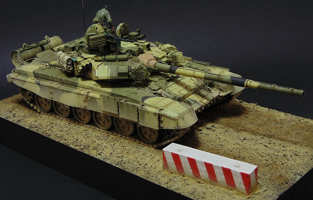 Dioramas and Vignettes: T-90A. Ammo loading, photo #7