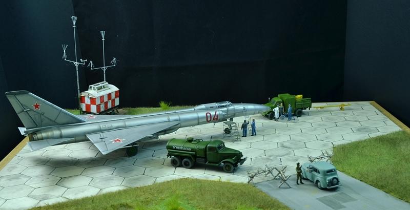 Dioramas and Vignettes: Lavochkin La-250 Anaconda, photo #3