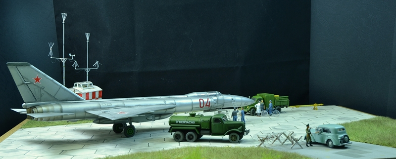 Dioramas and Vignettes: Lavochkin La-250 Anaconda, photo #6