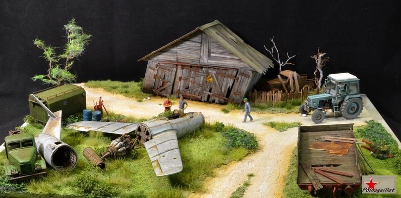 Dioramas and Vignettes: The forgotten MIG Revisited, photo #1
