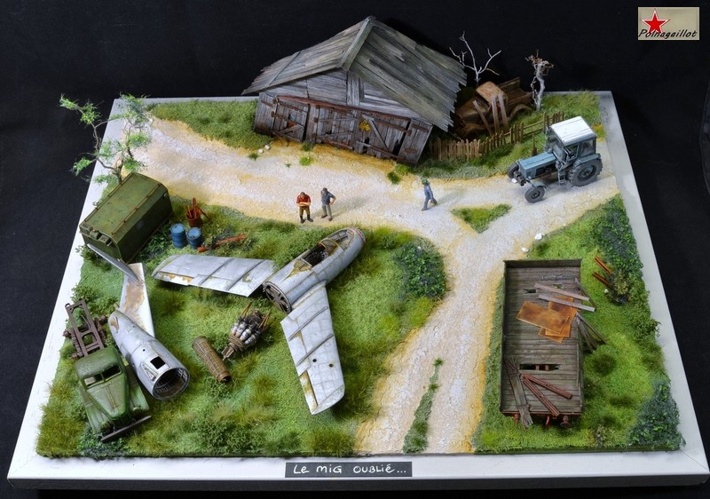 Dioramas and Vignettes: The forgotten MIG Revisited, photo #2