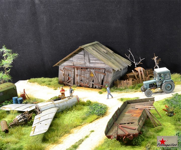 Dioramas and Vignettes: The forgotten MIG Revisited