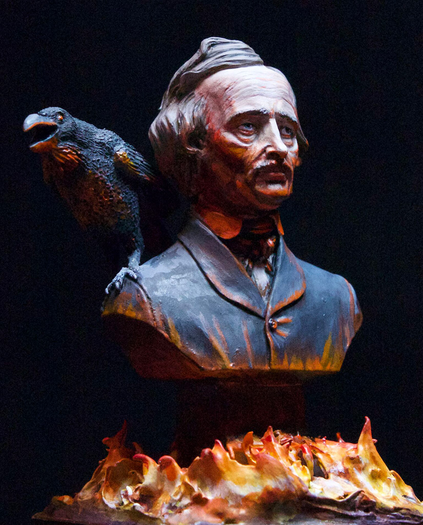 Figures: Edgar Allan Poe, photo #10
