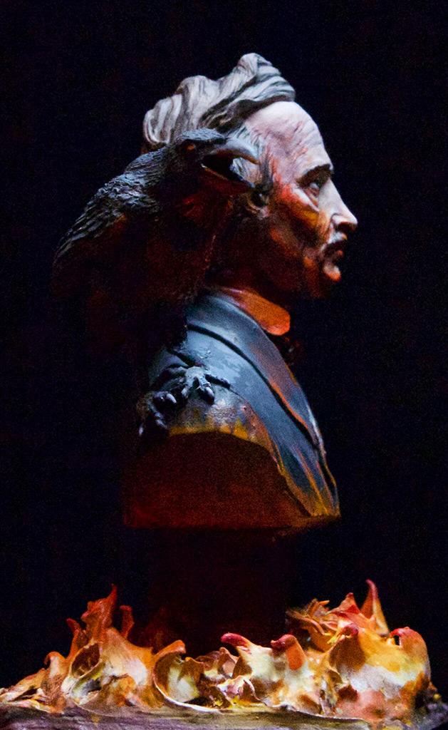 Figures: Edgar Allan Poe, photo #11