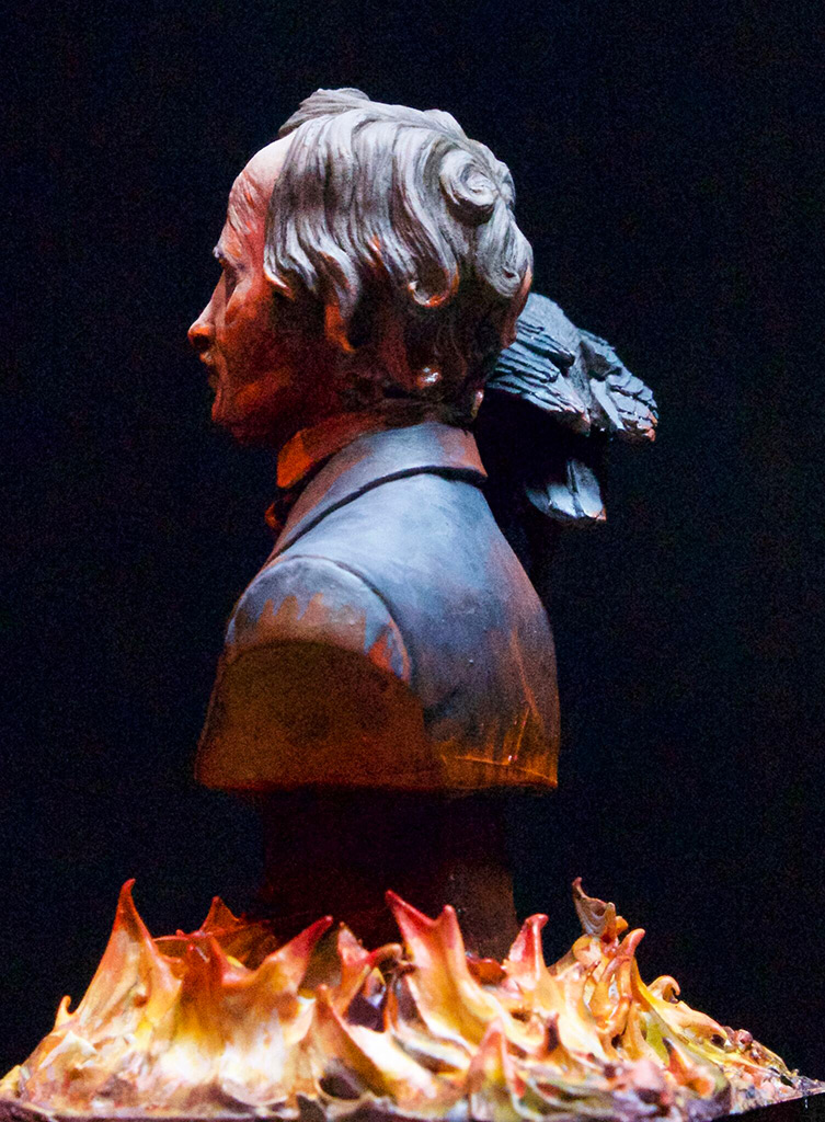 Figures: Edgar Allan Poe, photo #4