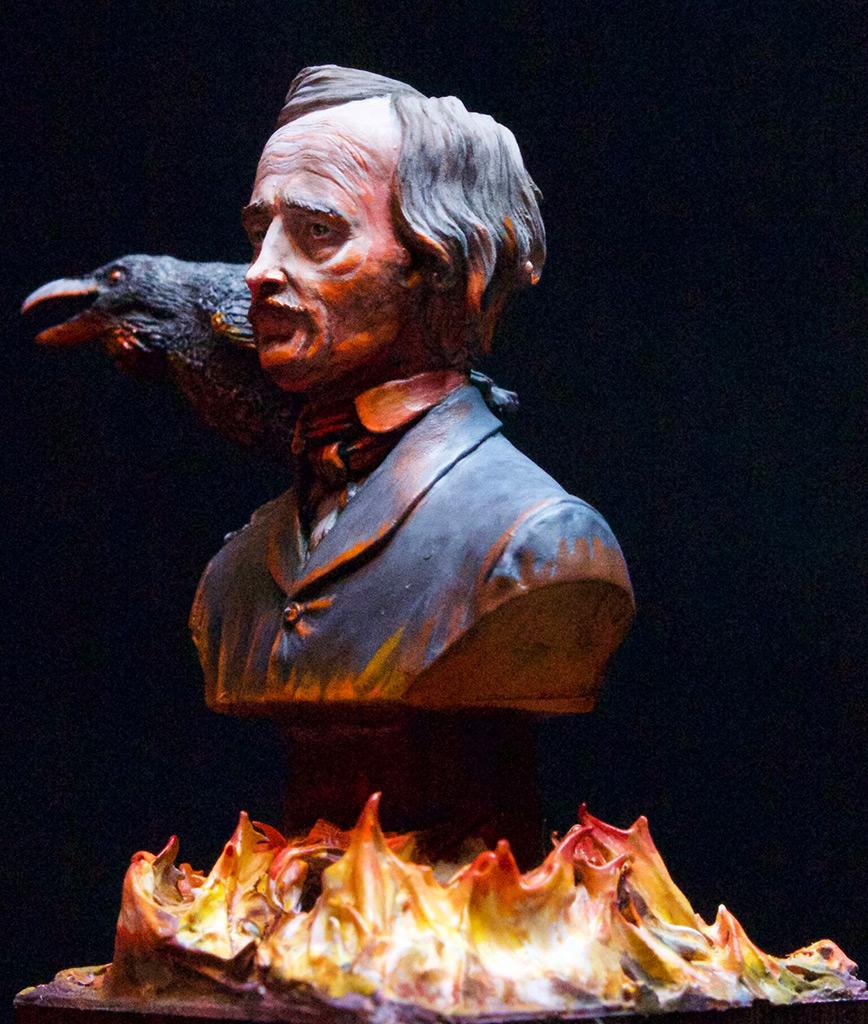 Figures: Edgar Allan Poe, photo #5
