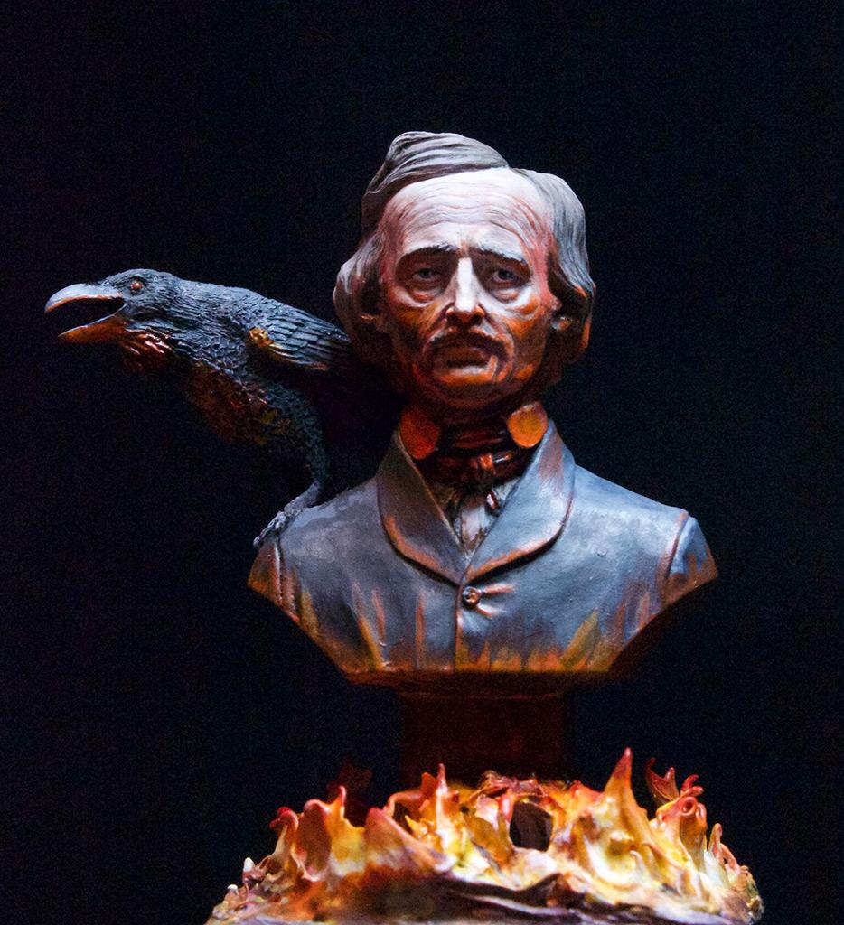 Figures: Edgar Allan Poe, photo #6