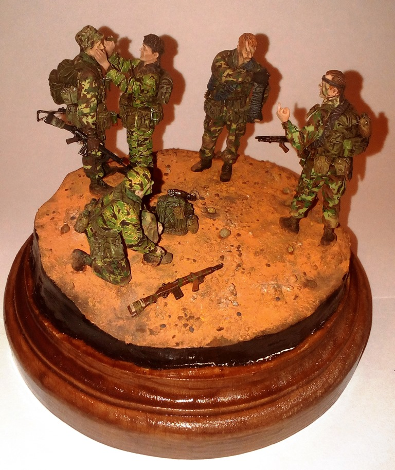 Dioramas and Vignettes: Australian SAS, photo #1