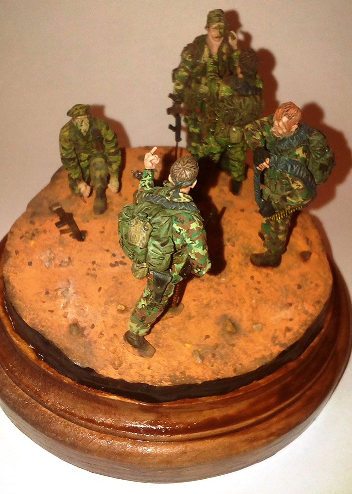 Dioramas and Vignettes: Australian SAS, photo #2