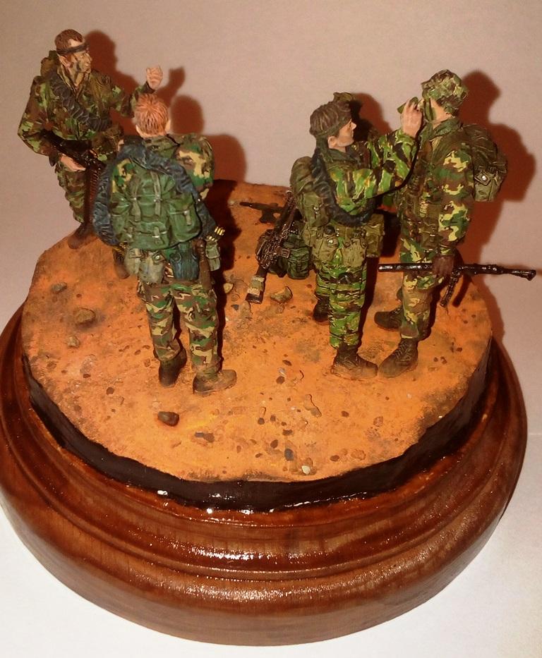 Dioramas and Vignettes: Australian SAS, photo #3