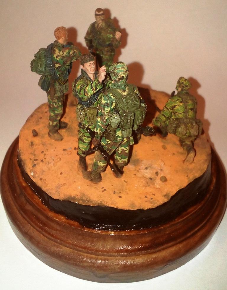 Dioramas and Vignettes: Australian SAS, photo #4