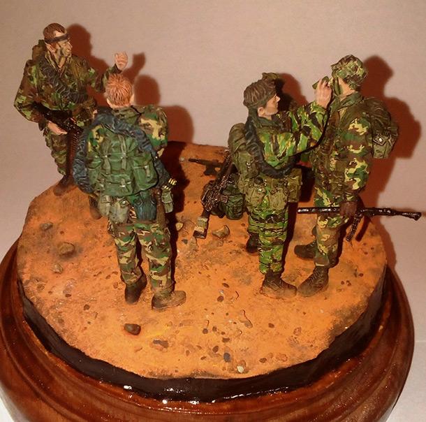 Dioramas and Vignettes: Australian SAS