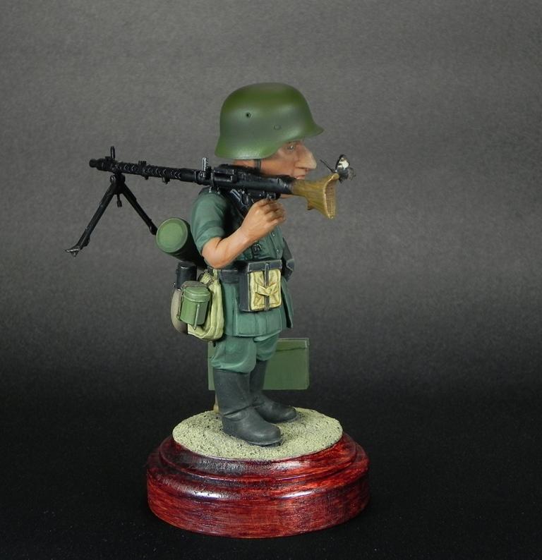 Miscellaneous: Machine gunner Meyer, photo #10