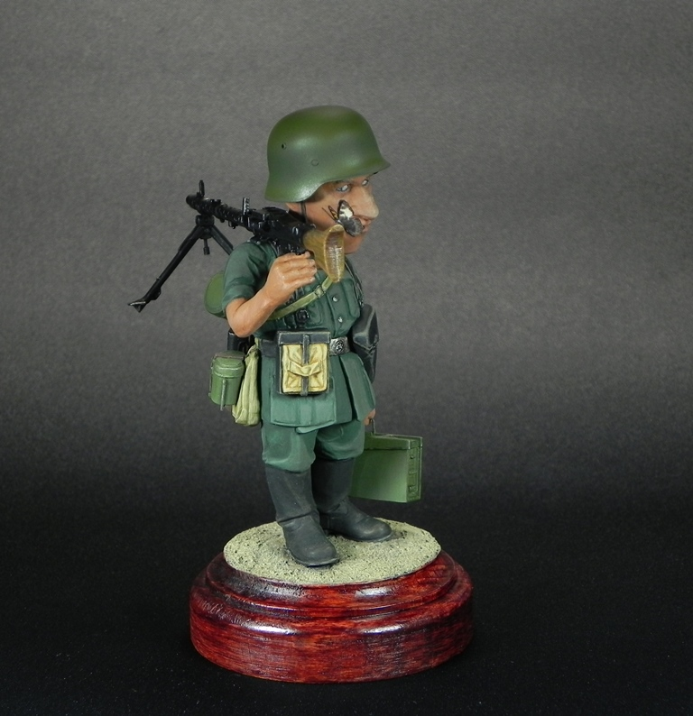 Miscellaneous: Machine gunner Meyer, photo #11