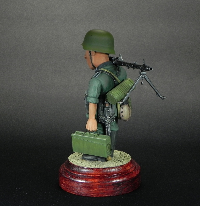 Miscellaneous: Machine gunner Meyer, photo #12