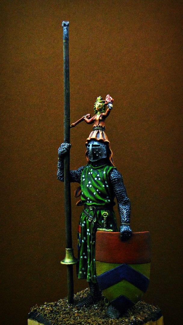 Figures: Ulrich von Liechtenstein, photo #3