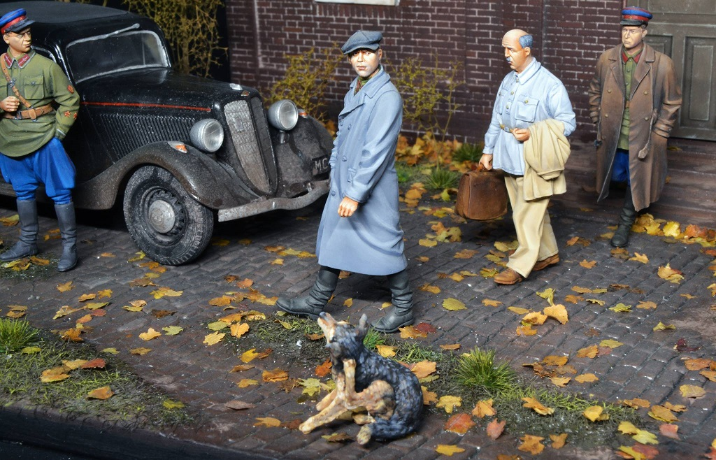 Dioramas and Vignettes: 1937, photo #12