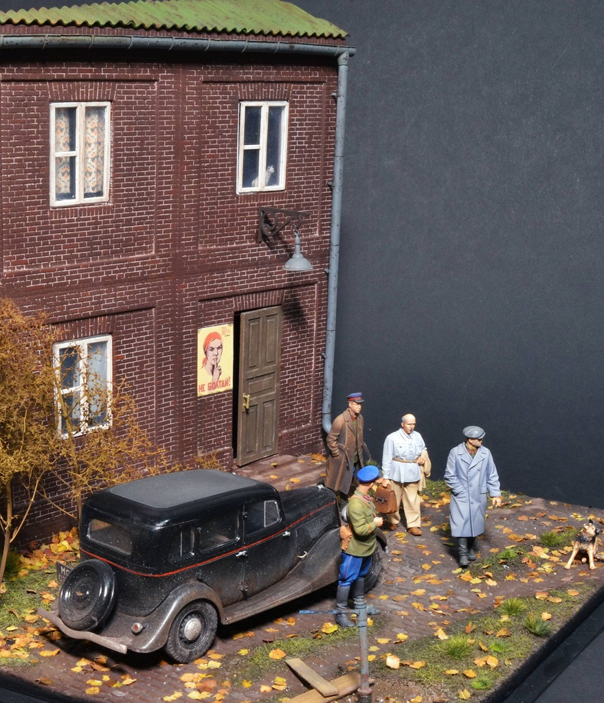 Dioramas and Vignettes: 1937, photo #3