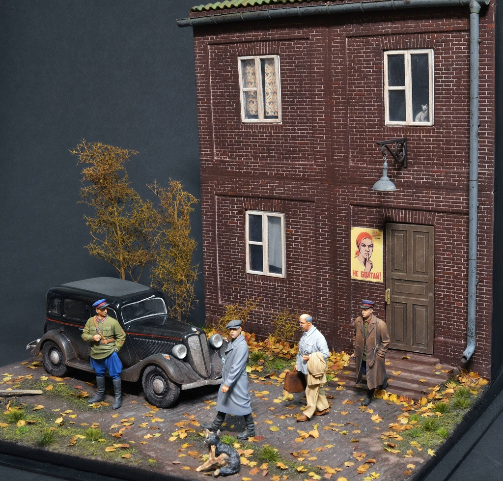 Dioramas and Vignettes: 1937, photo #4