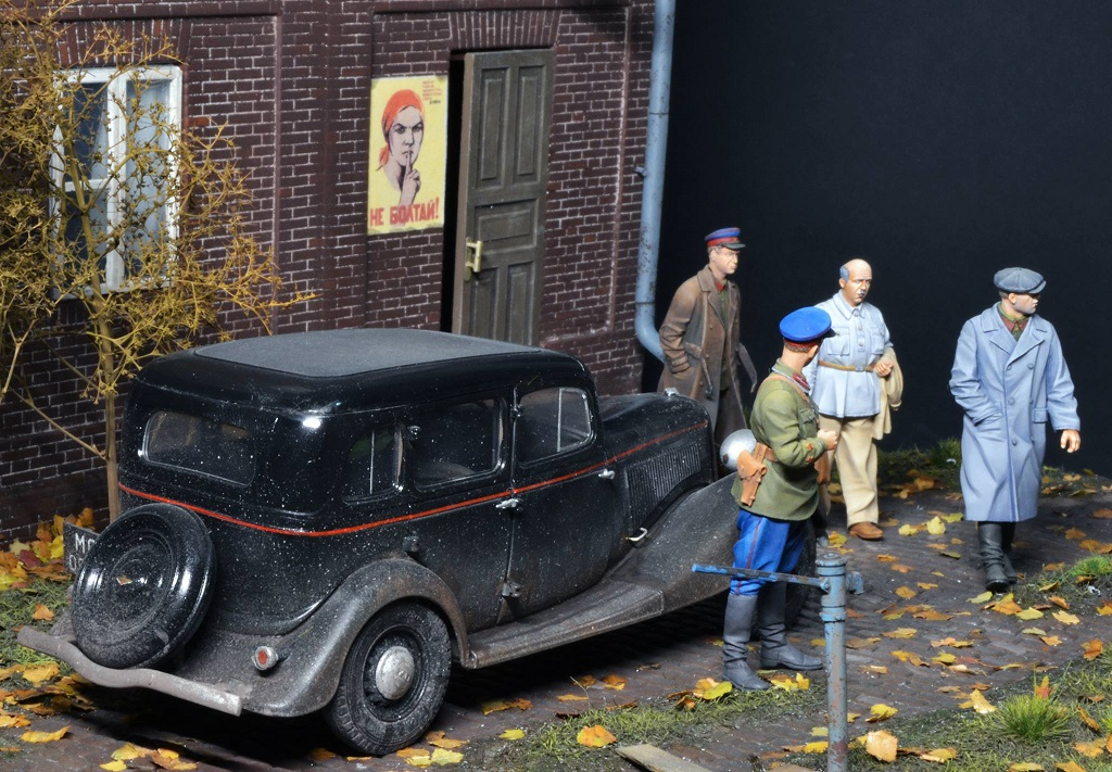 Dioramas and Vignettes: 1937, photo #5