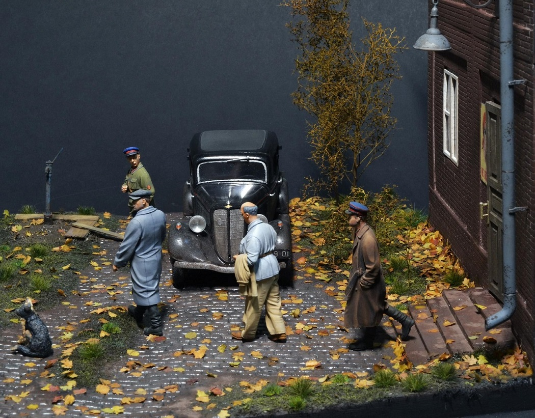Dioramas and Vignettes: 1937, photo #6