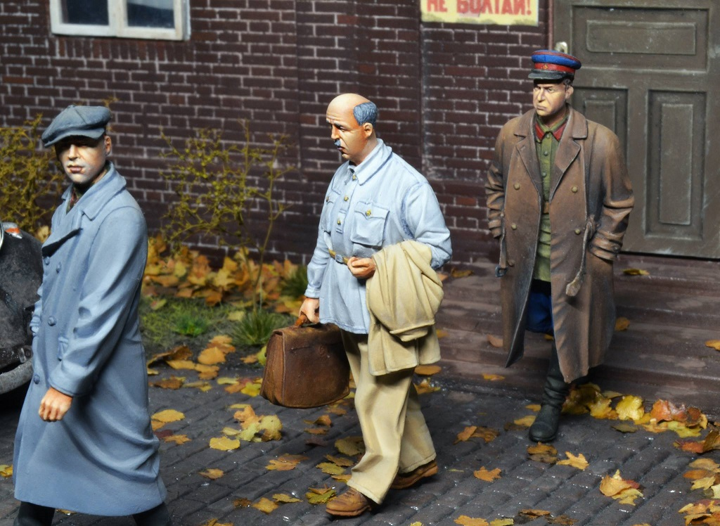 Dioramas and Vignettes: 1937, photo #8