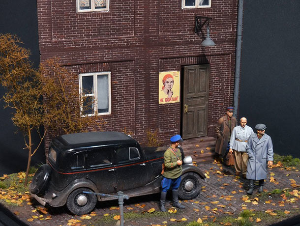 Dioramas and Vignettes: 1937