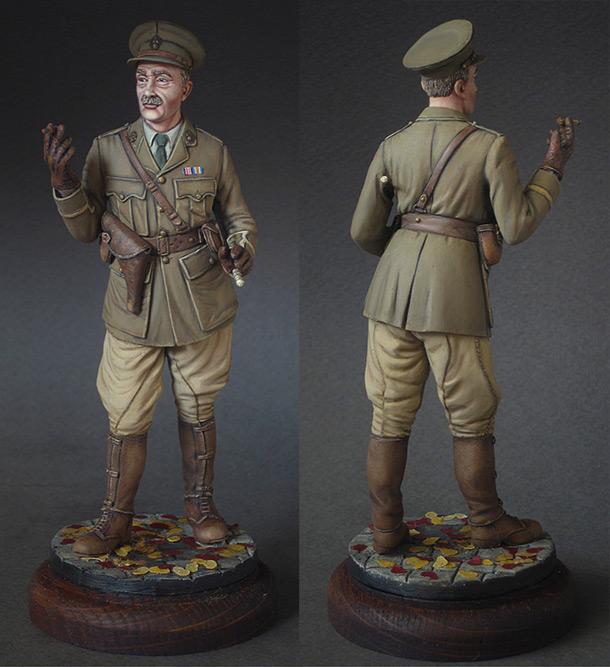Figures: Noble Gentleman