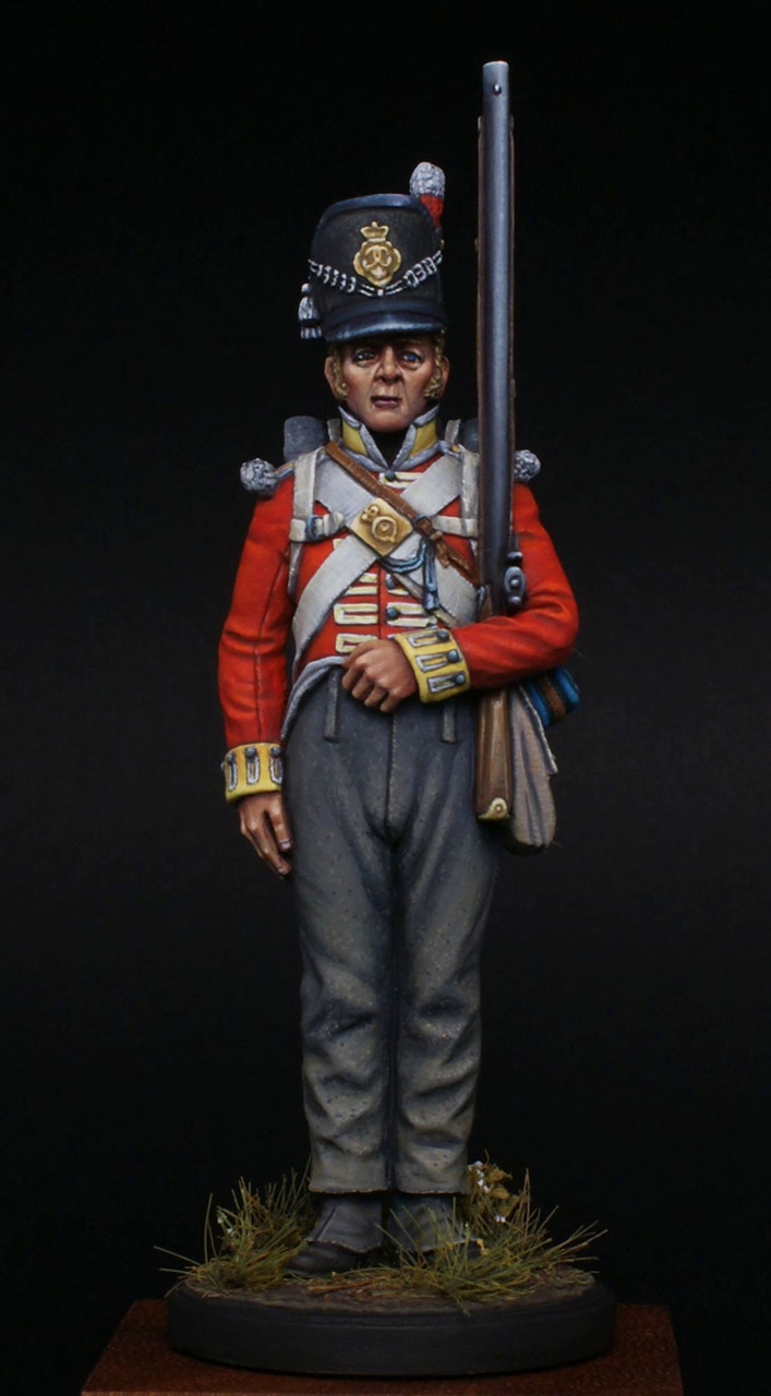 Figures: Private, 44th East Essex regt., photo #2
