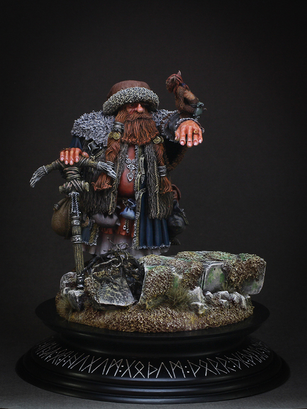 Miscellaneous: Fourth Dwarf, photo #2