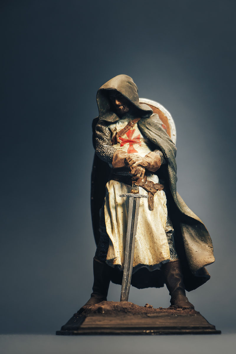 Figures: The Templar, photo #2