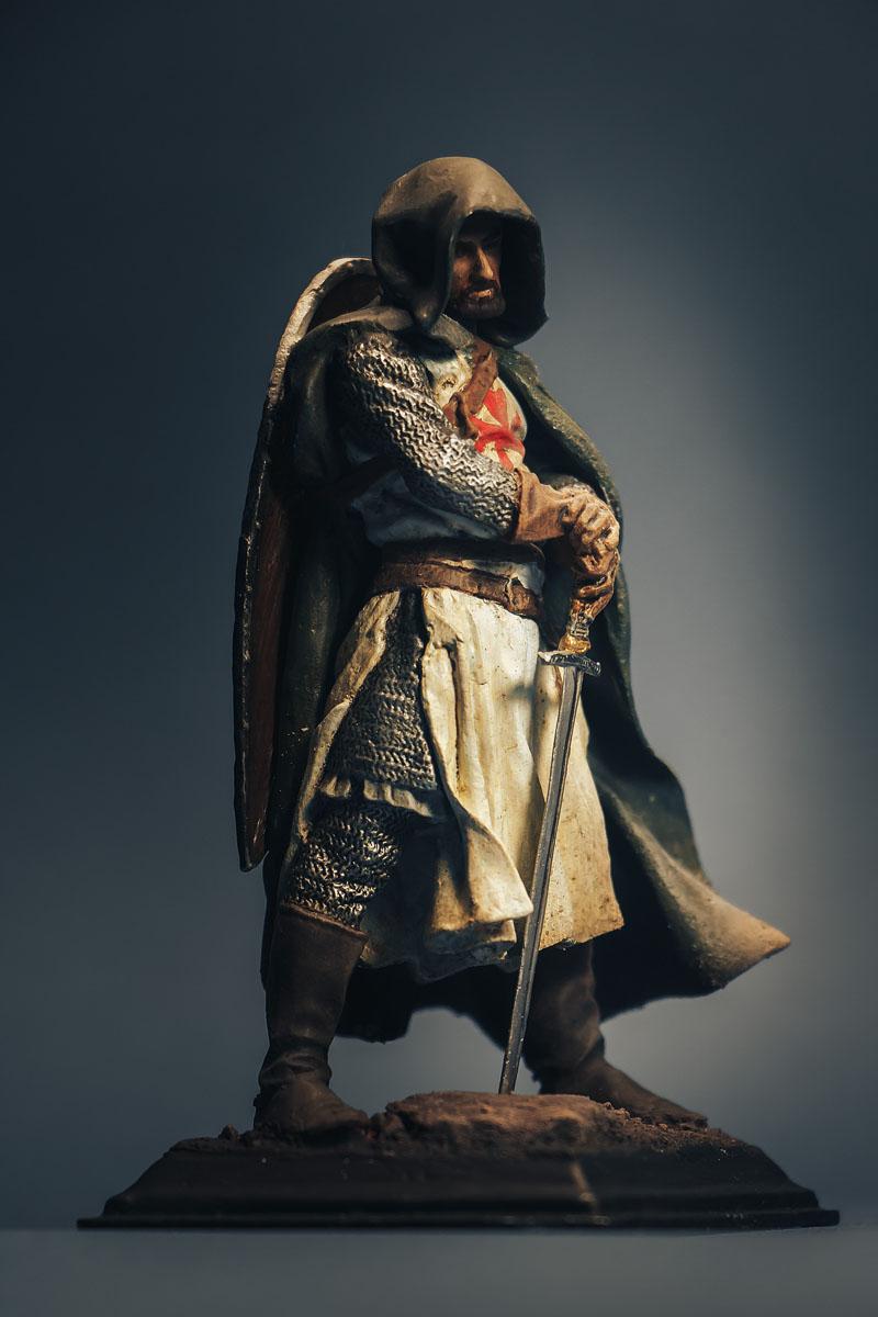 Figures: The Templar, photo #3