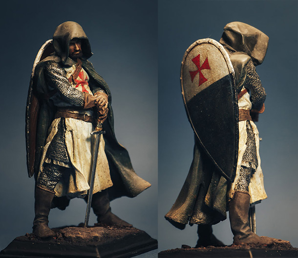 Figures: The Templar