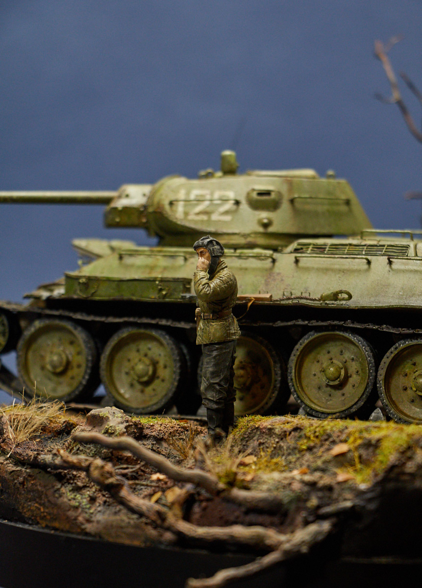 Dioramas and Vignettes: Symbol of the Victory, photo #10