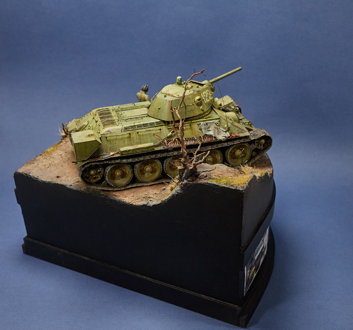 Dioramas and Vignettes: Symbol of the Victory, photo #9