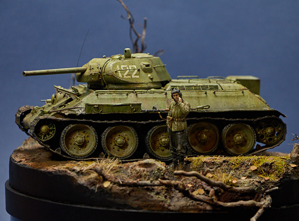 Dioramas and Vignettes: Symbol of the Victory