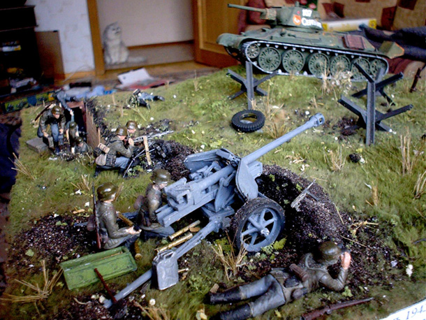 Training Grounds: Fall 1943