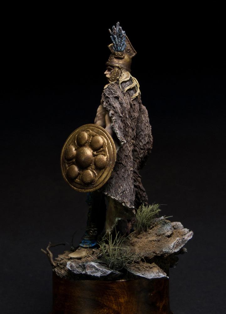 Figures: Vercingetorix, photo #3