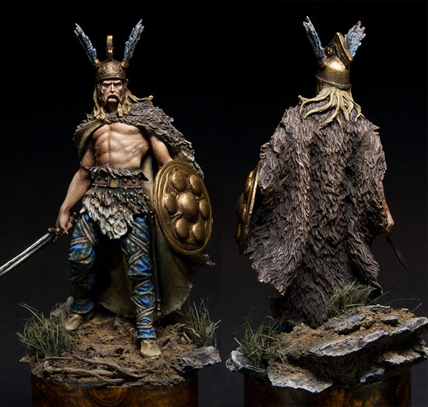 Figures: Vercingetorix