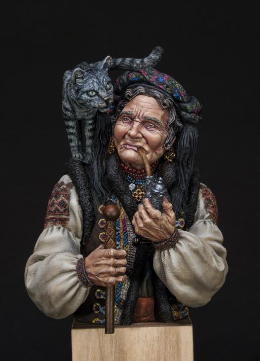Figures: Old Molfar, photo #1