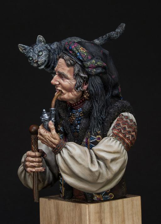 Figures: Old Molfar, photo #2