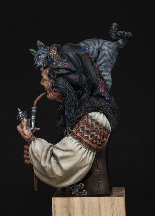 Figures: Old Molfar, photo #3