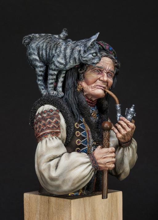 Figures: Old Molfar, photo #7