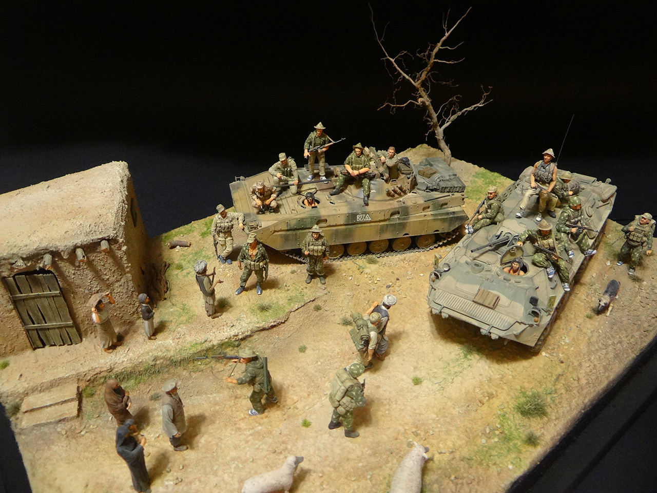 Dioramas and Vignettes: Shuravi, photo #2