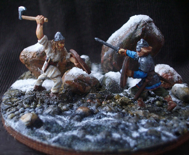 Dioramas and Vignettes: Northern legend