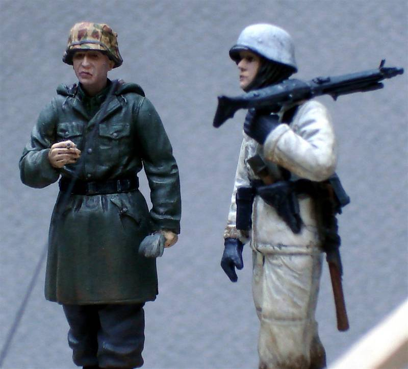 Dioramas and Vignettes: Herr Murphy's Law, photo #11