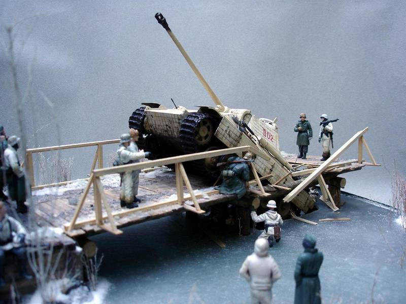Dioramas and Vignettes: Herr Murphy's Law, photo #4
