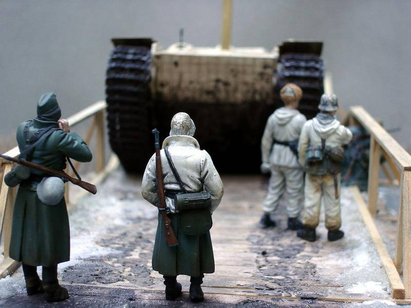 Dioramas and Vignettes: Herr Murphy's Law, photo #6