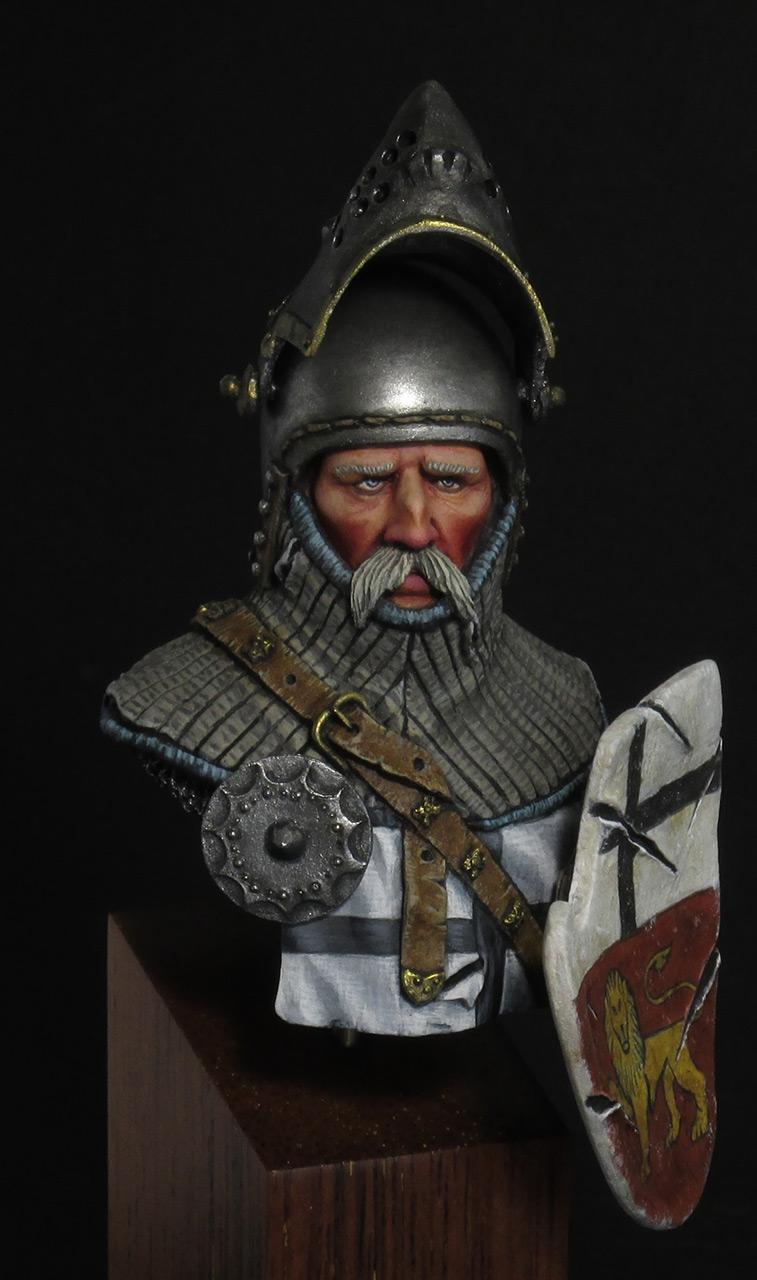 Figures: Knight of Bonn, photo #1